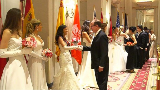What It Takes to Be a HighSociety Debutante  ABC News