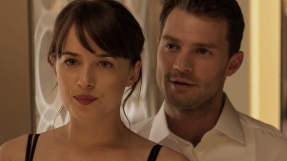 Fifty Shades Darker Extended Trailer Released Abc News