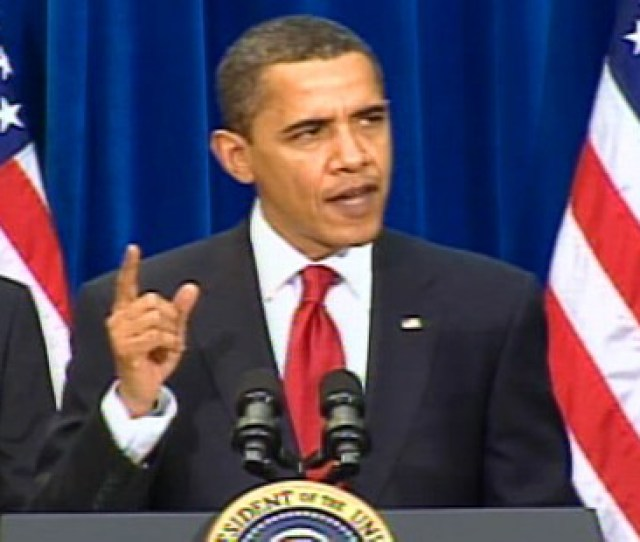 Video Of President Barack Obama Signing The Stimulus Bill Into Law