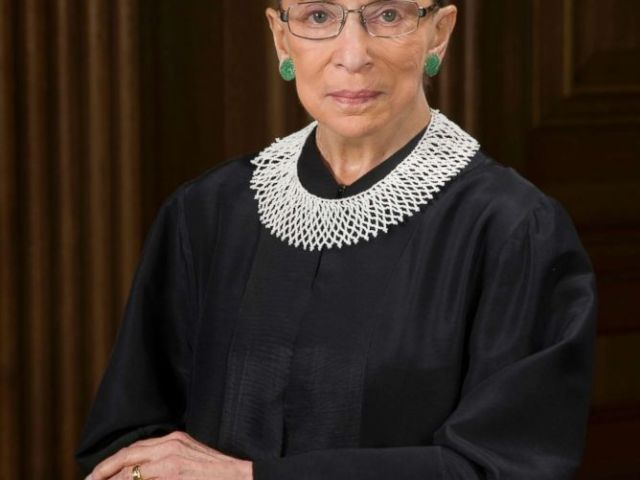 PHOTO: Supreme Court Justice Ruth Bader Ginsburg.