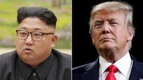 Bildergebnis für TRUMP AND KIM HAIR CHANGE