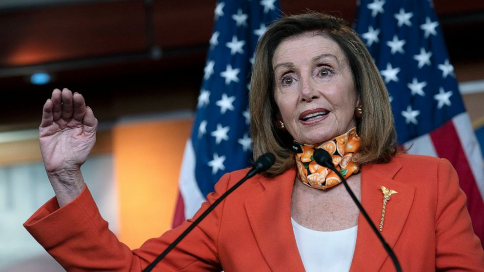 House Democrats unveil new $2.2T proposal for virus aid thumbnail