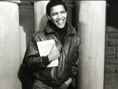 Barack Obama A Childhood of Loss and Love ABC News