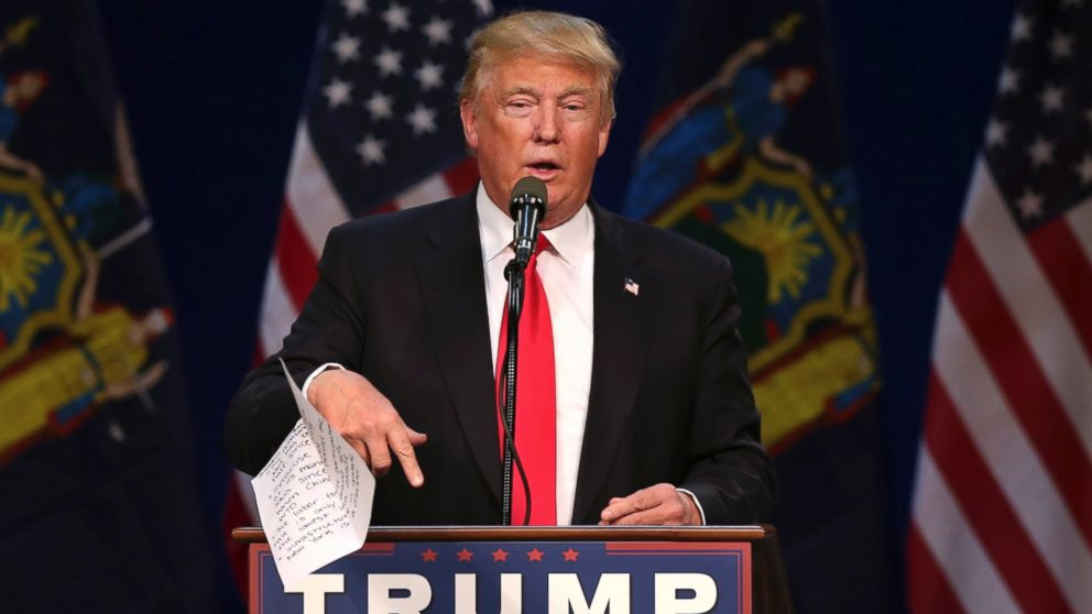 Shakeups Continue in Donald Trump Campaign With Field