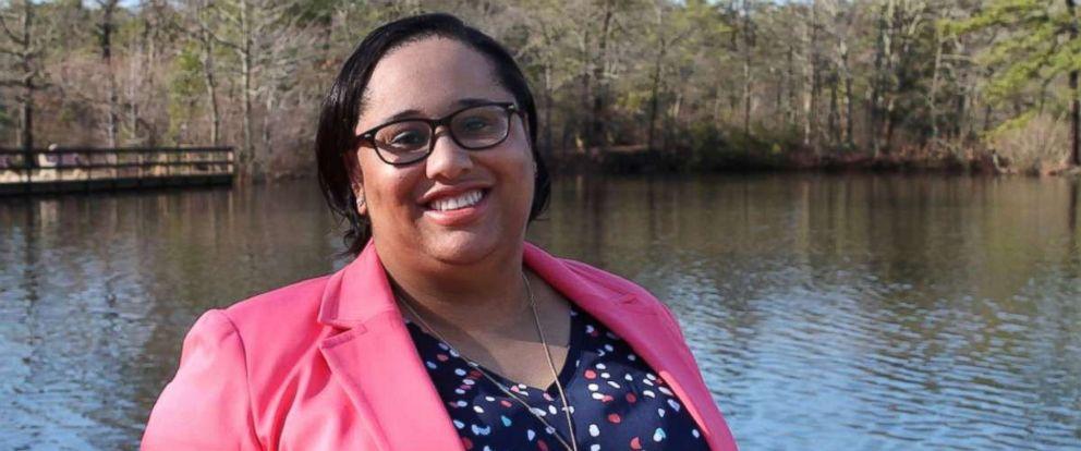 woman political novice 32