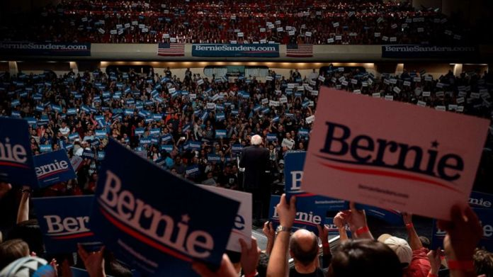 Bernie Sanders projected to win Nevada caucus