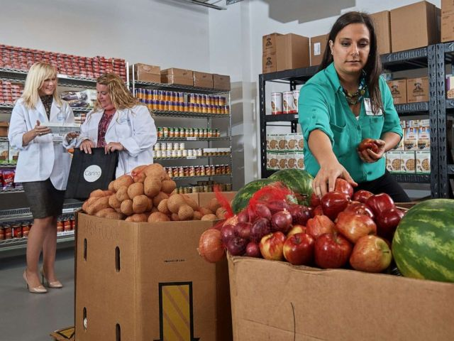 PHOTO: This photo, taken in 2017, shows the Shamokin Fresh Food Farmacy in Pennsylvania.