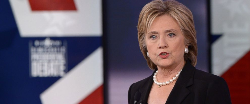 2nd democratic debate hillary