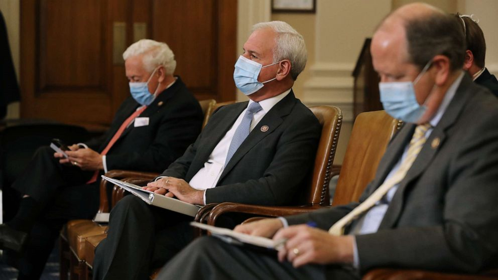 House expected to approve voting by proxy for coronavirus pandemic thumbnail