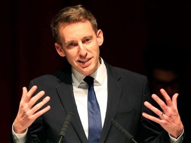 PHOTO: Jason Kander announced Tuesday, Oct. 2, 2018, he is ending his bid for Kansas City mayor due to an ongoing battle with post-traumatic stress disorder.