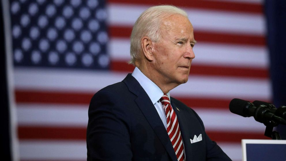 'Looking and sounding responsible', Twitter reacts to #BidenTownHall meeting