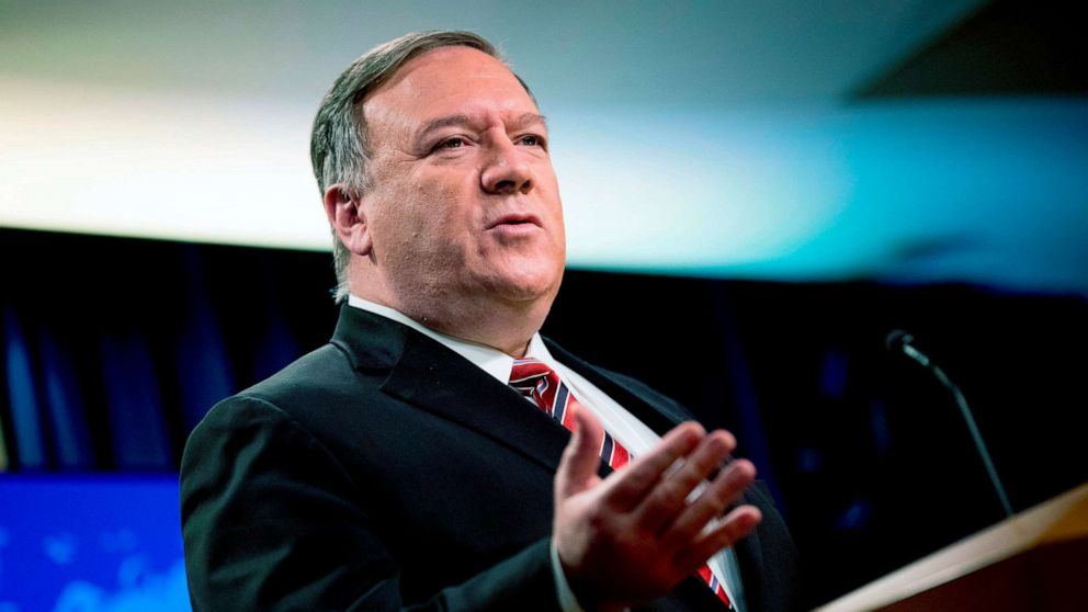 State IG was investigating Trump emergency arms sales to Saudis, Pompeo's use of staff to run errands when fired: Sources thumbnail