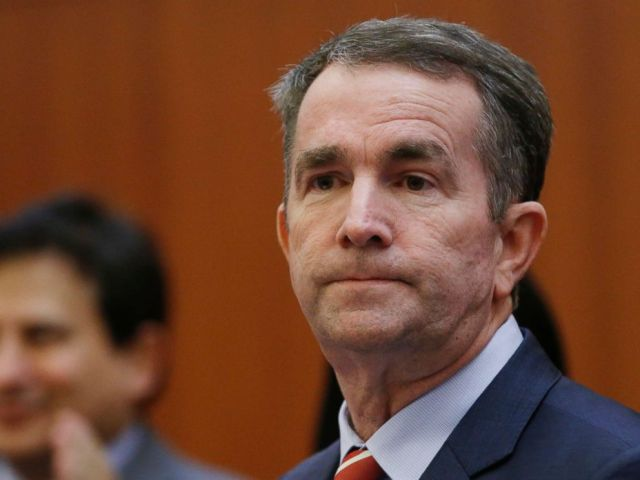 PHOTO: Virginia Gov. Ralph Northam prepares to address a news conference at the Capitol in Richmond, Va., Jan. 31, 2019.