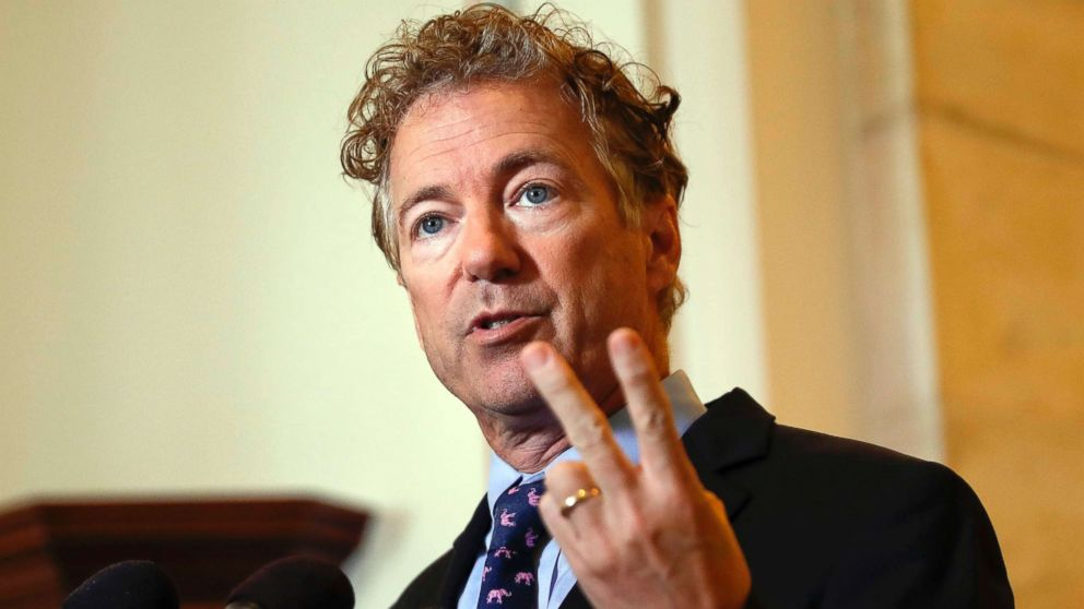 10 days after attack. Sen. Rand Paul returning to DC - ABC News