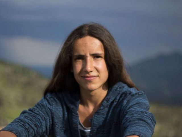 PHOTO: Xiuhtezcatl Martinez in an undated photo.