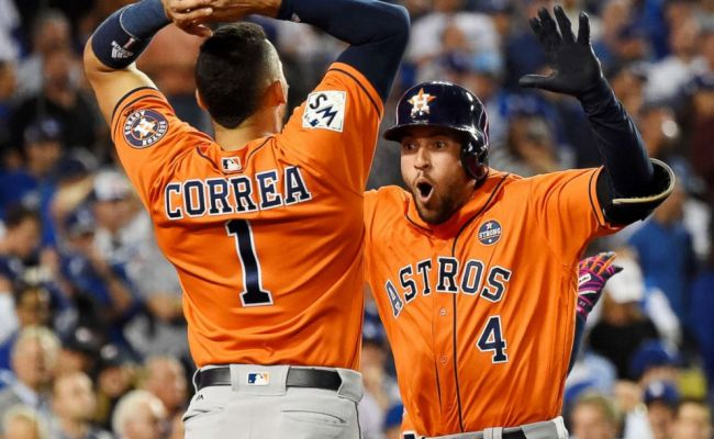 Houston Astros Claim First World Series Title In Game 7