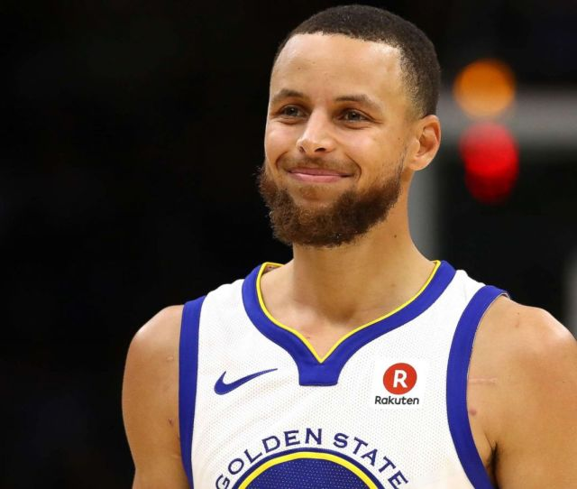 Steph Curry On Rd Nba Finals Win In  Years Im Pretty Proud Of Our Team Abc News