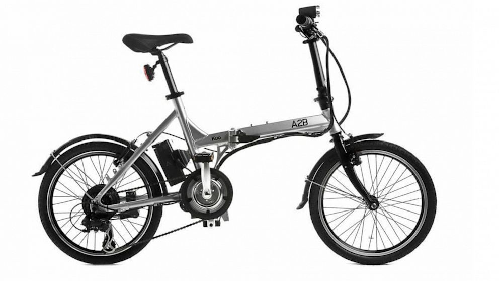 A2B Kuo Review: What's It Like Riding an Electric Bike
