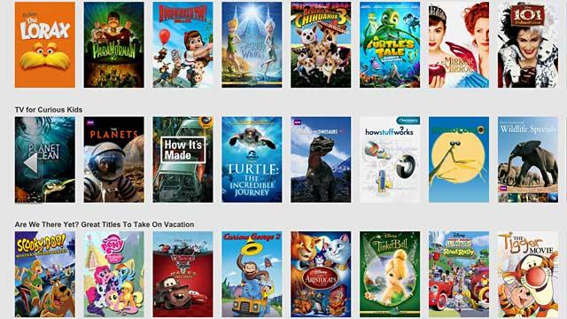 Netflix Famlies Netflix Goes After Streaming Newbies With
