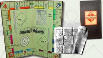 Photo: World War II Monopoly