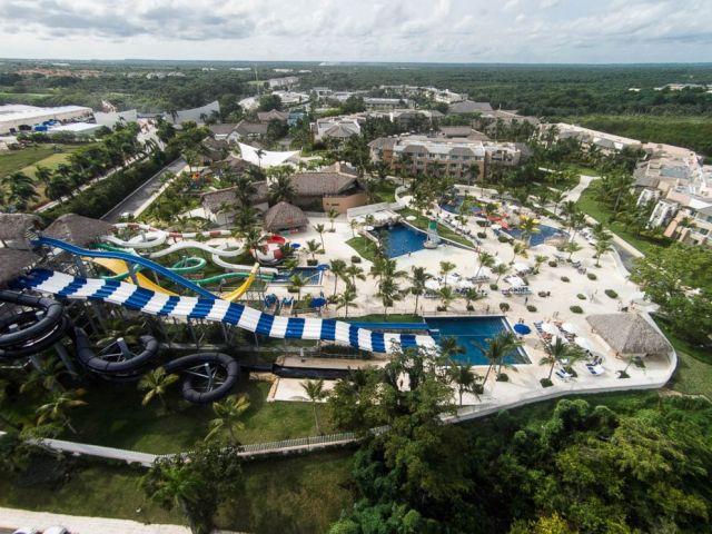 PHOTO: Shown here is the Memories Splash Punta Cana hotel.