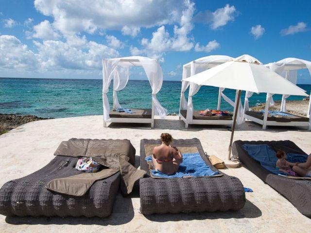PHOTO: Shown here is the Viva Wyndham Dominicus Beach hotel.
