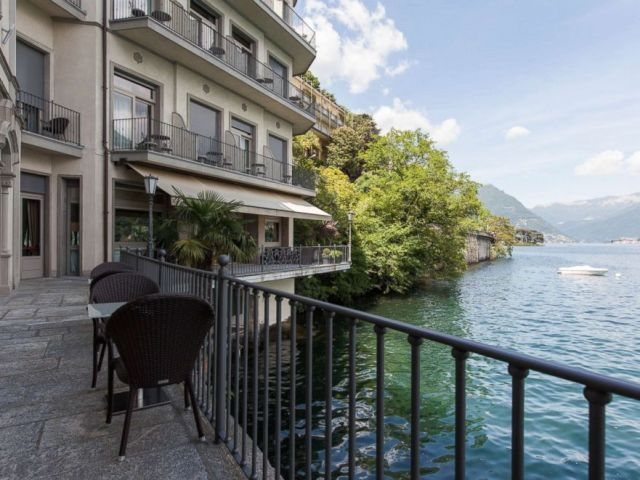 PHOTO: The Hotel Villa Flori is seen here.