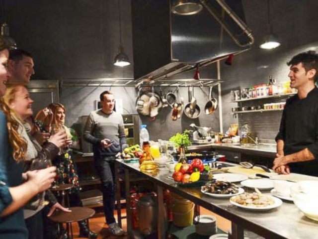 PHOTO: Interactive Spanish Cooking Experience in Barcelona