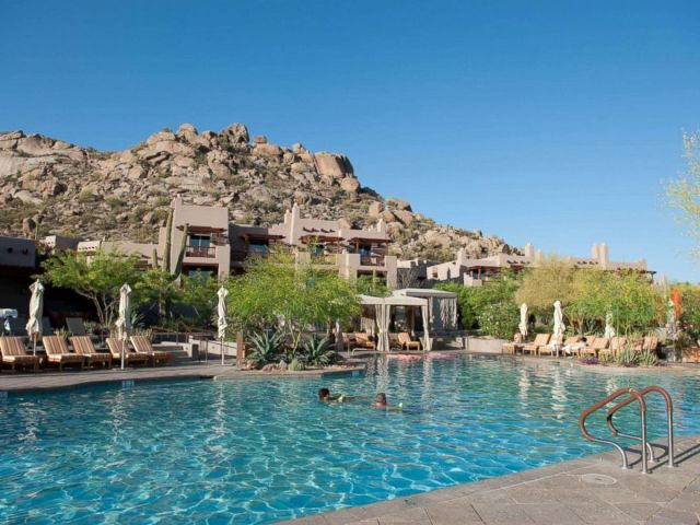 PHOTO: Four Seasons Resort Scottsdale at Troon North