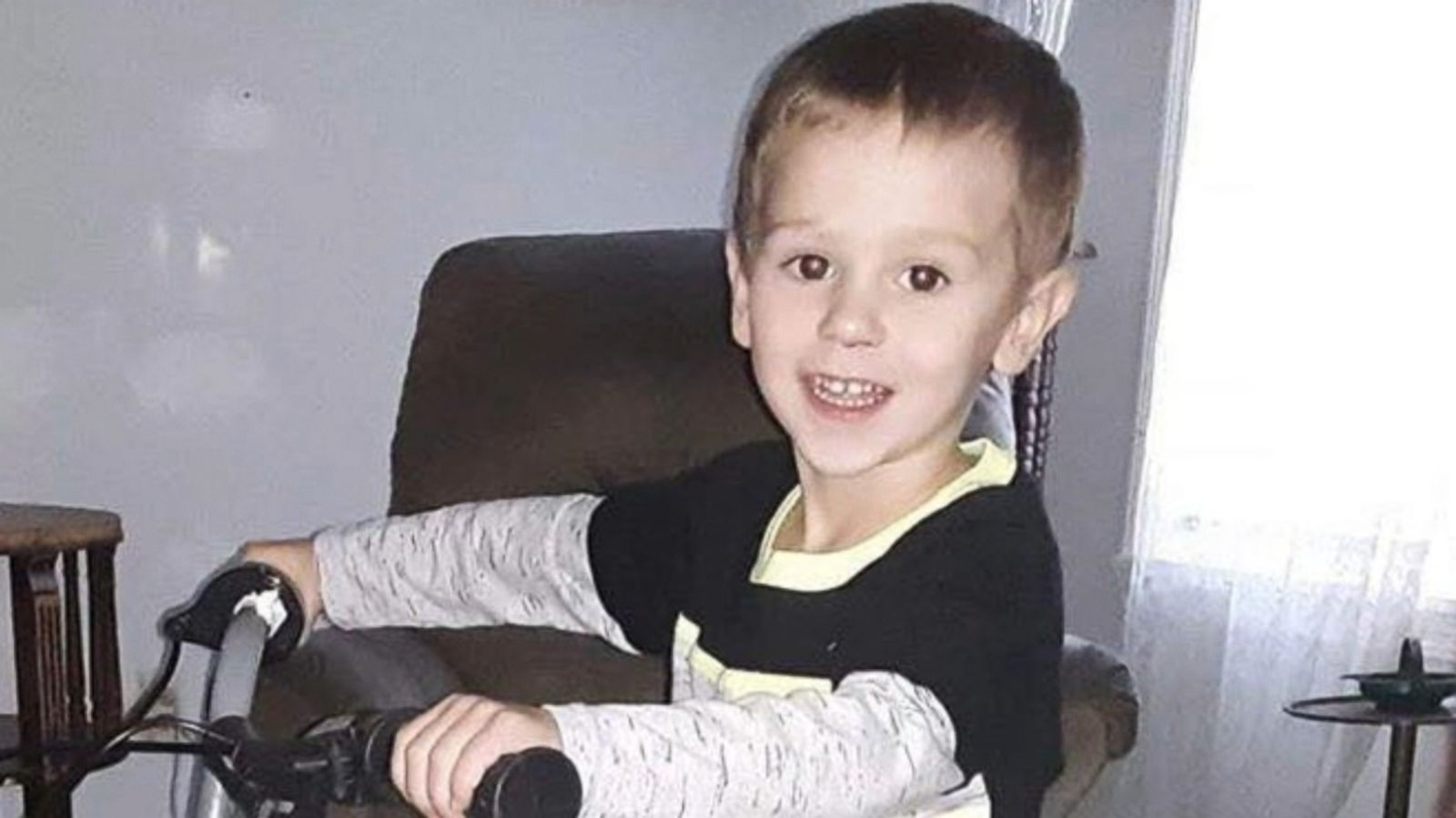 missing 3 year old