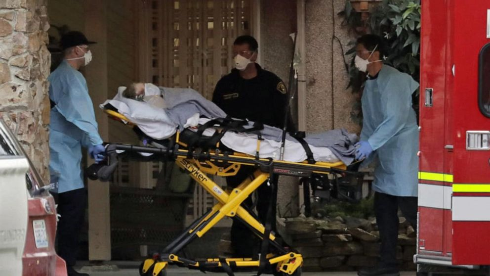 Death toll rises in Washington state from COVID-19 Video - ABC News
