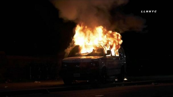 Watch Video Attorneys plead responsible to firebombing NYPD vehicles – ABC U.S.  News