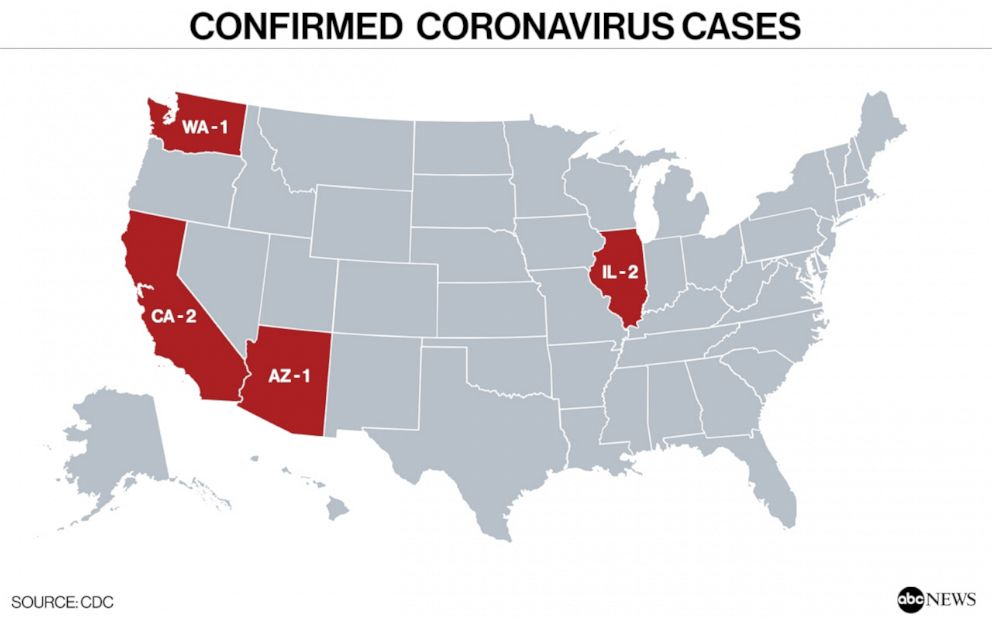Coronavirus declared global health emergency by WHO after 1st ...