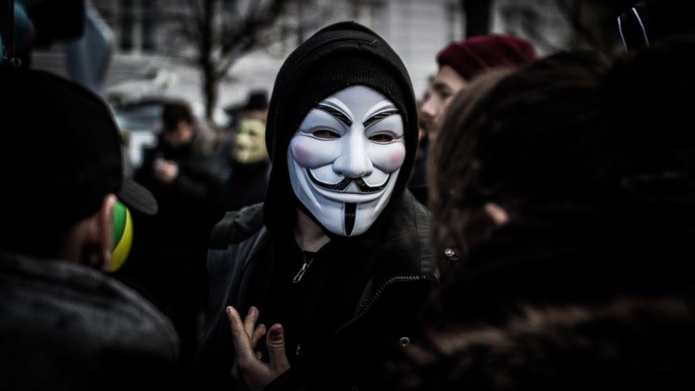 Anonymous Involvement