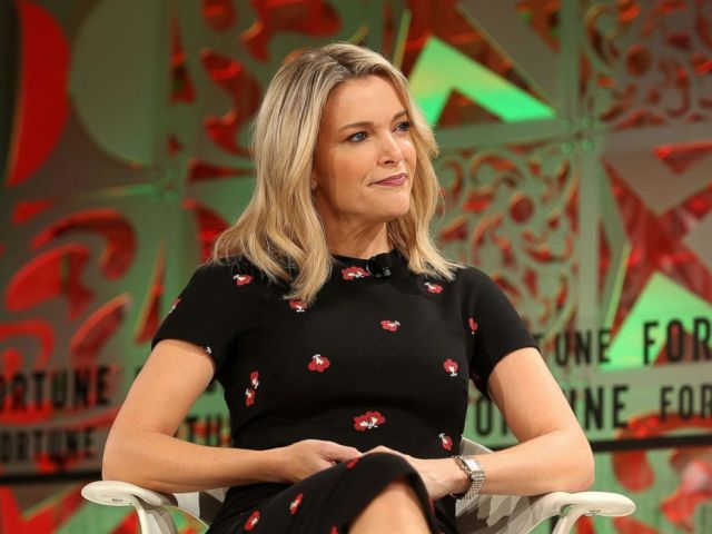 PHOTO: Megyn Kelly speaks onstage at the Fortune Most Powerful Women Summit 2018 at Ritz Carlton Hotel on Oct. 2, 2018 in Laguna Niguel, Calif.