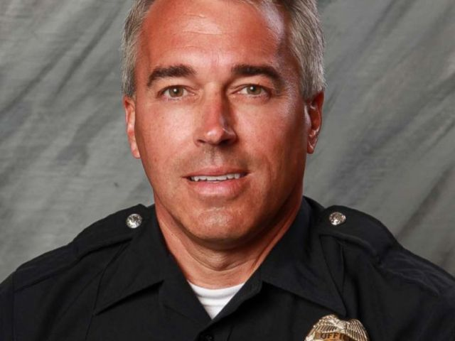 PHOTO: Westerville Police Officer Anthony Morelli was fatally shot on February 10, 2018, responding to a 911 hang-up phone call.