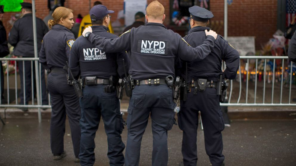 More Arrests in Threats to New York City Police Officers - ABC News