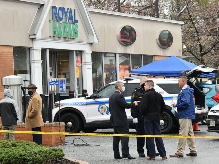 Police: Maryland man fatally shot 4 before killing self - ABC News