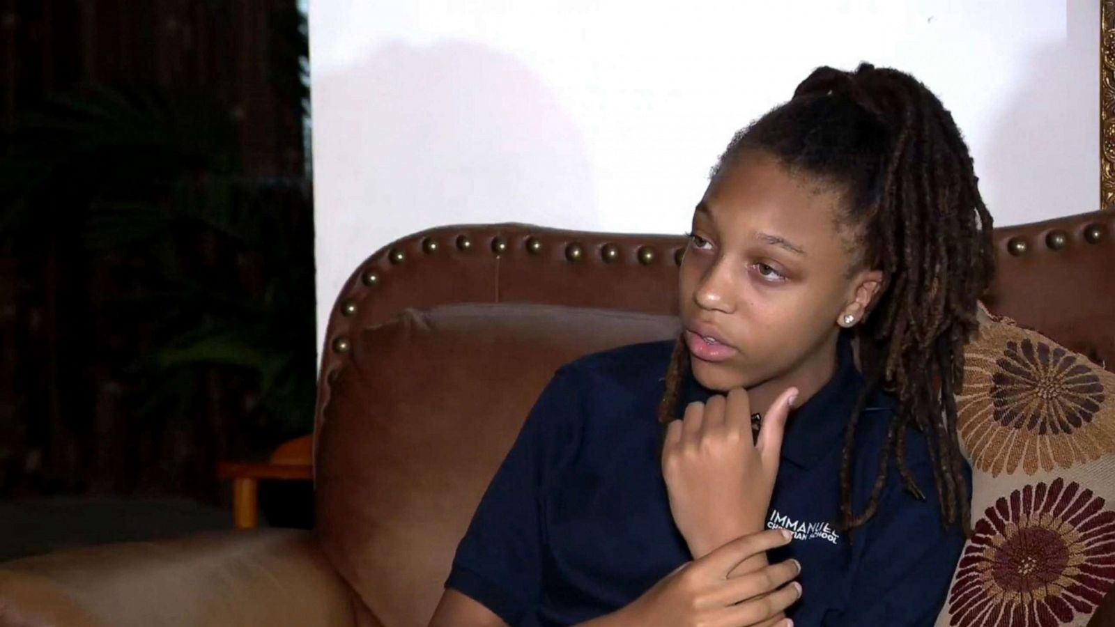 White Students Allegedly Pin Down Black Girl Forcefully Cut Her