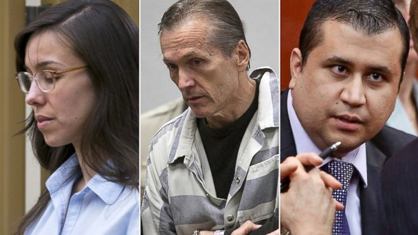 From Arias to Zimmerman The Biggest Trials of 2013  ABC News