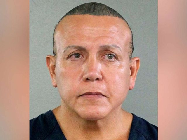 PHOTO: Cesar Sayoc is pictured in a booking photo dated Aug. 30, 2015.