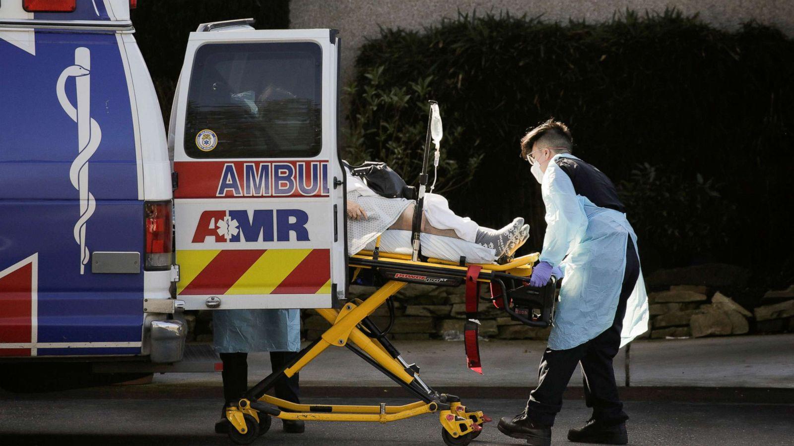 At least 11 Americans dead from coronavirus; California declares ...