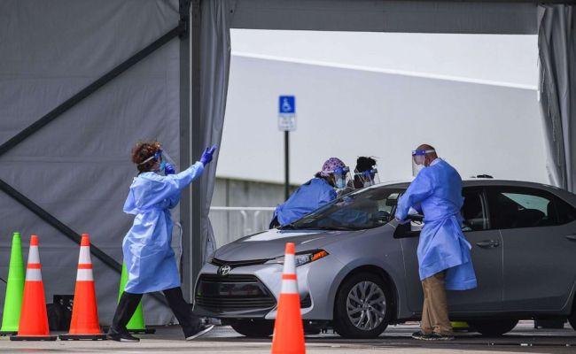 Coronavirus Updates State Department Issues New Travel