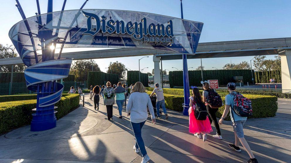 Disneyland, Disney World to close down amid coronavirus spread ...