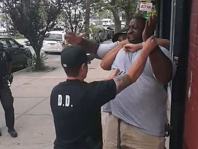 PHOTO: Eric Garner died while being arrested by police in Staten Island.