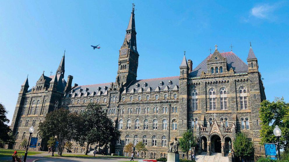 Georgetown University announces reparations fund to benefit descend.. - ABC13 Houston