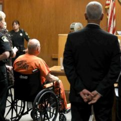 Wheelchair Killer Sex Chair For Sale Inside Golden State Suspect S Life In Jail Abc News Joseph James Deangelo 72 Who Authorities Said Was Identified By Dna Evidence As The