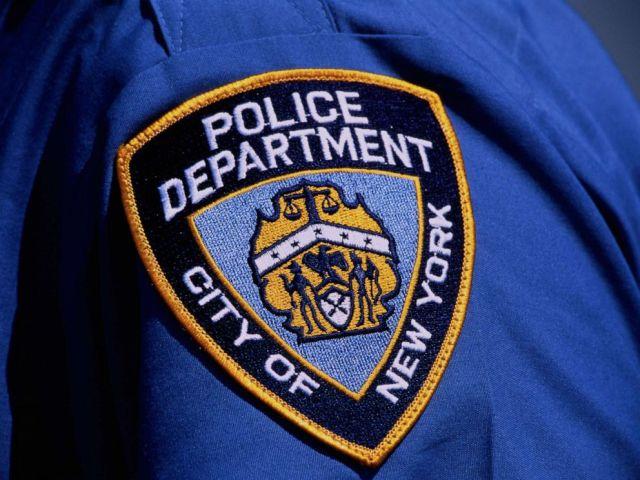 PHOTO: New York Police Department logo.