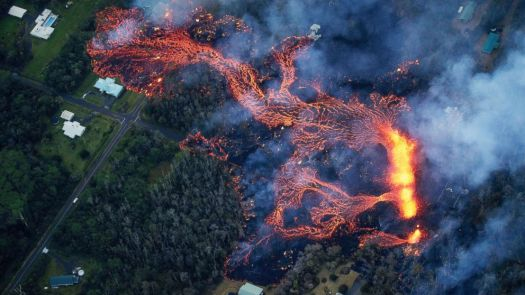 Image result for hawaii volcano fissure count