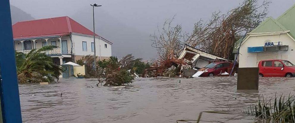 breaking down hurricane irma